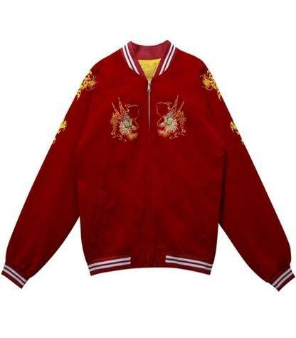 Women's Dragon jacket Bomber