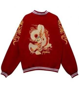 Women's Dragon Bomber Jacket