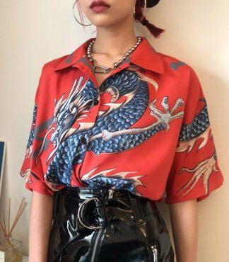 Women's Dragon Shirt