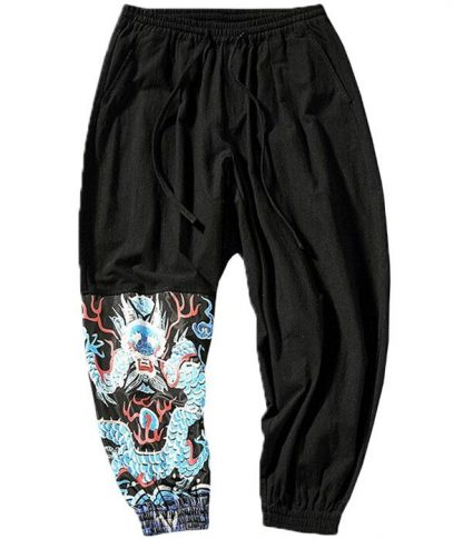 Blue Dragon Pants