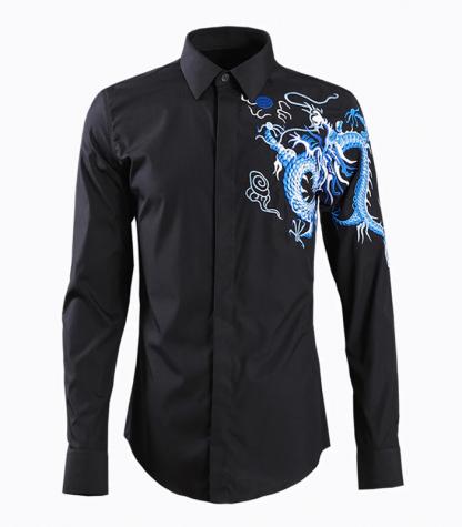 Blue Dragon Shirt