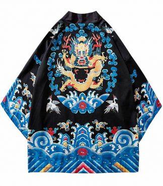 Cheap Dragon Kimono