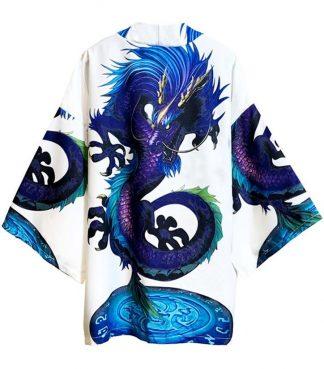 Chinese Kimono Shirt