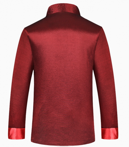 Chinese red back Shirt