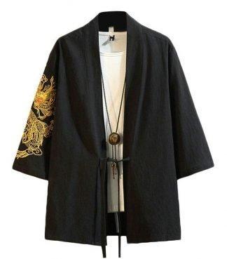 Haori Dragon Kimono