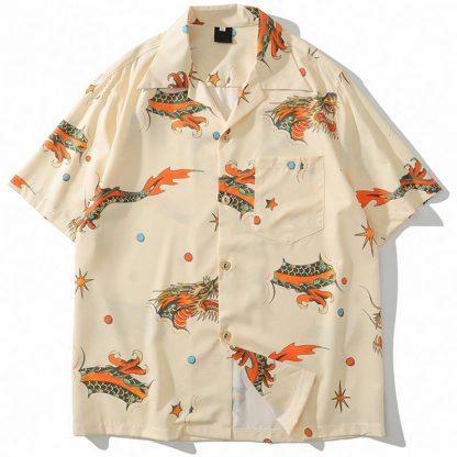 Dragon Hawaiian Shirt