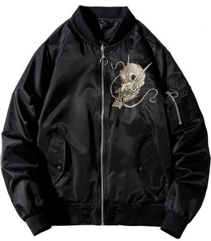 mens Dragon Jacket