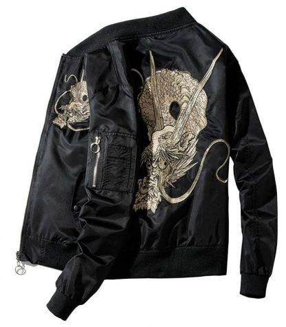 Dragon mens Jacket