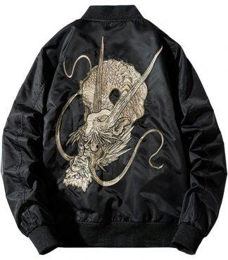 Dragon Jacket Mens