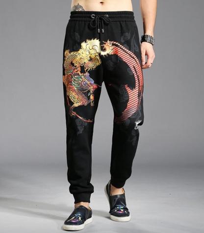 Dragon Sweatpants