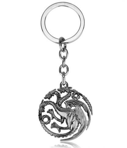 Game Of Thrones keychain Dragon
