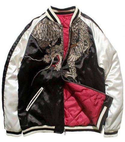 Harajuku jacket Bomber