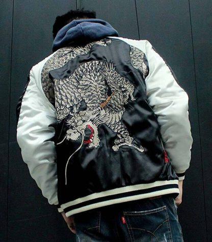 jacket Harajuku Bomber