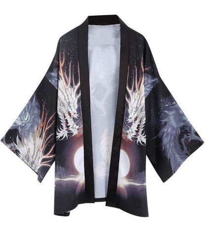 Kapanese Streetwear Kimono