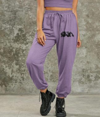 dragon jogging bottoms