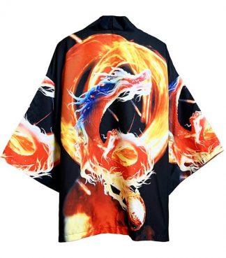 Kimono Fire