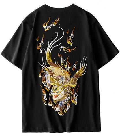 Kirin Japan Dragon T Shirt