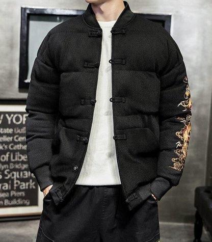 jacket Maharishi Dragon