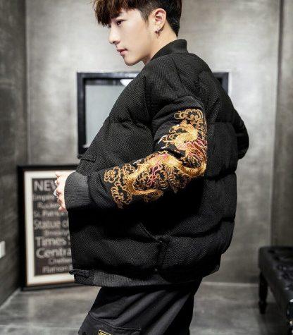 Maharishi jacket Dragon