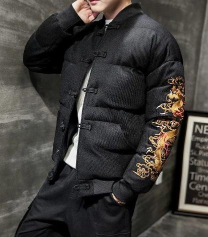 Maharishi Dragon Jacket
