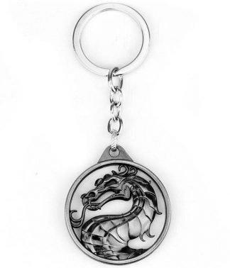 Mortal Kombat Dragon Keychain