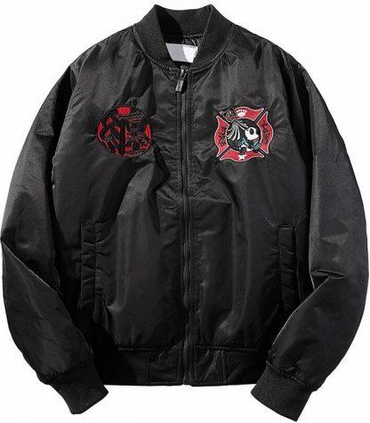 jacket panda for guys