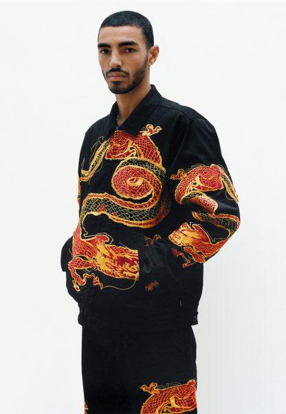 Supreme jacket Dragon