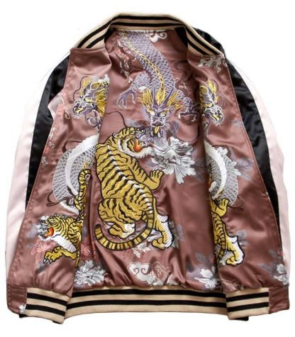 Womens Tiger Bomber Jacket