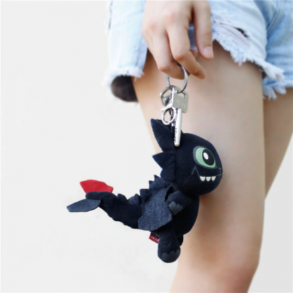 Toothless keychain Dragon
