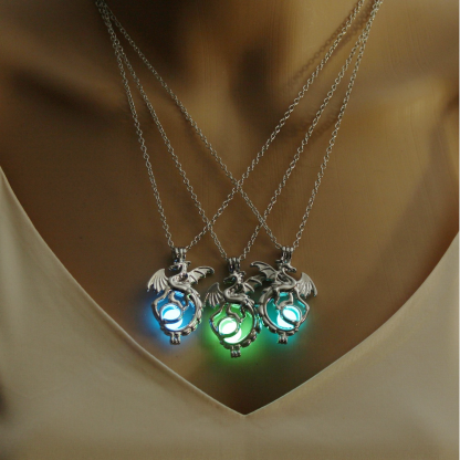Necklace Women's Luminous