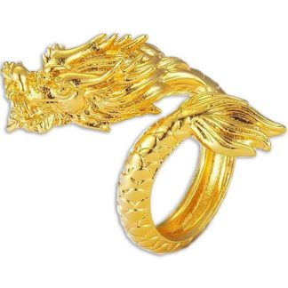 Animal Head Ring