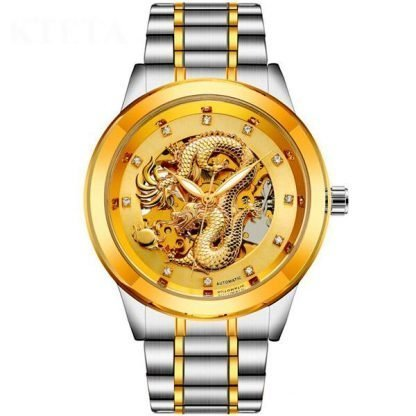 Automatic Dragon wrist