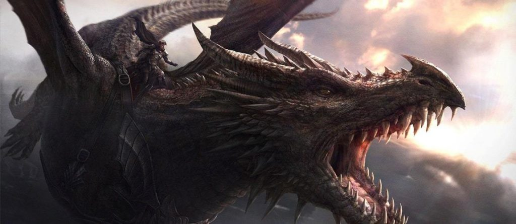 Balerion Game of Thrones