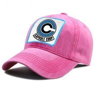 Capsule Corp Cap