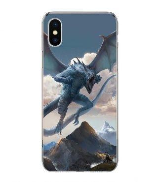 Creature Dragon iPhone Case