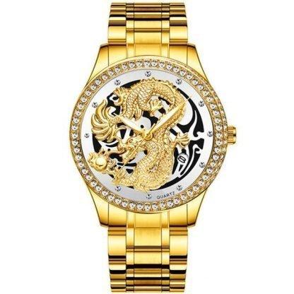 dragon Diamond Watch