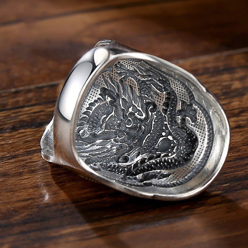 Dragon Armor Ring Dragon Planet Available in bronze and gold! dragon armor ring dragon planet