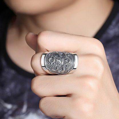 ring Dragon Armor