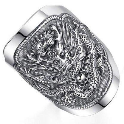 Dragon Armor Ring