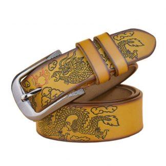 Dragon Carver Belt