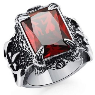 Dragon Crystal Ring