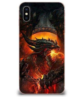 Dragon Fire Den iPhone Case