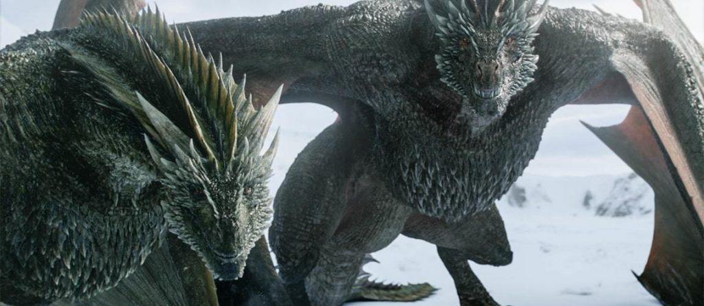 Dragon Four Paws