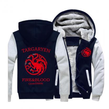 Targaryen gray Hoodie