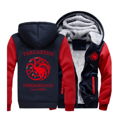 targaryen dragon hoodie