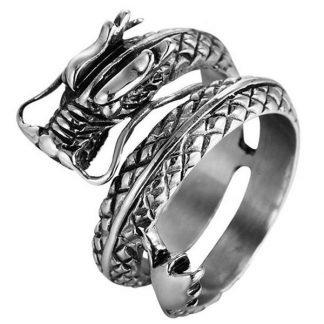 Dragon Shaped Ring