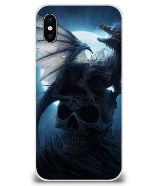 Full Moon Dragon Samsung Case
