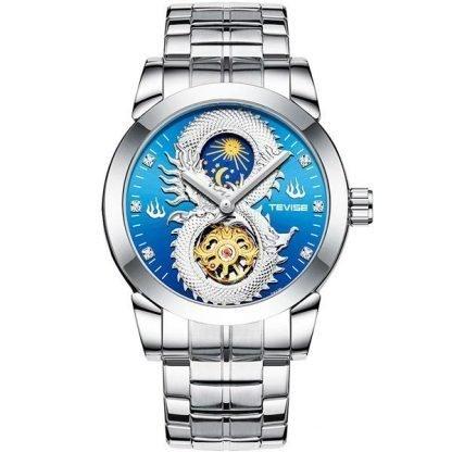 Futuristic Japanese Dragon Watch