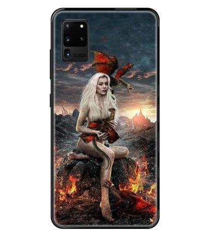 Game Of Throne Dragon Samsung Case