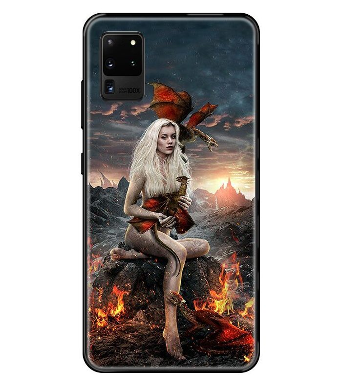Game Of Throne Dragon Samsung Case